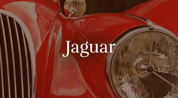 Classic Jaguar Car Parts