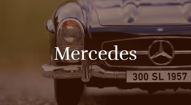 Classic Mercedes Car Parts