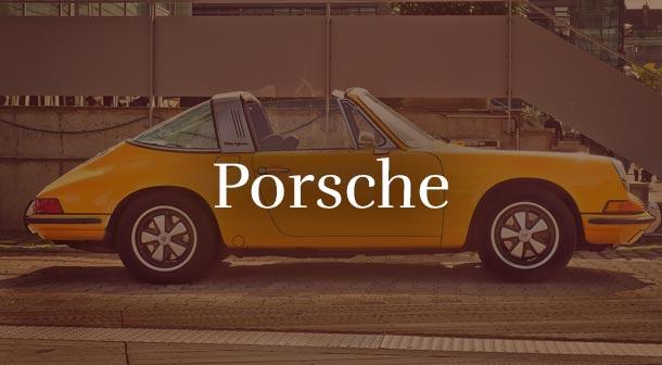 Classic Porsche Car Parts