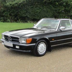 Mercedes R107, 1971-1989